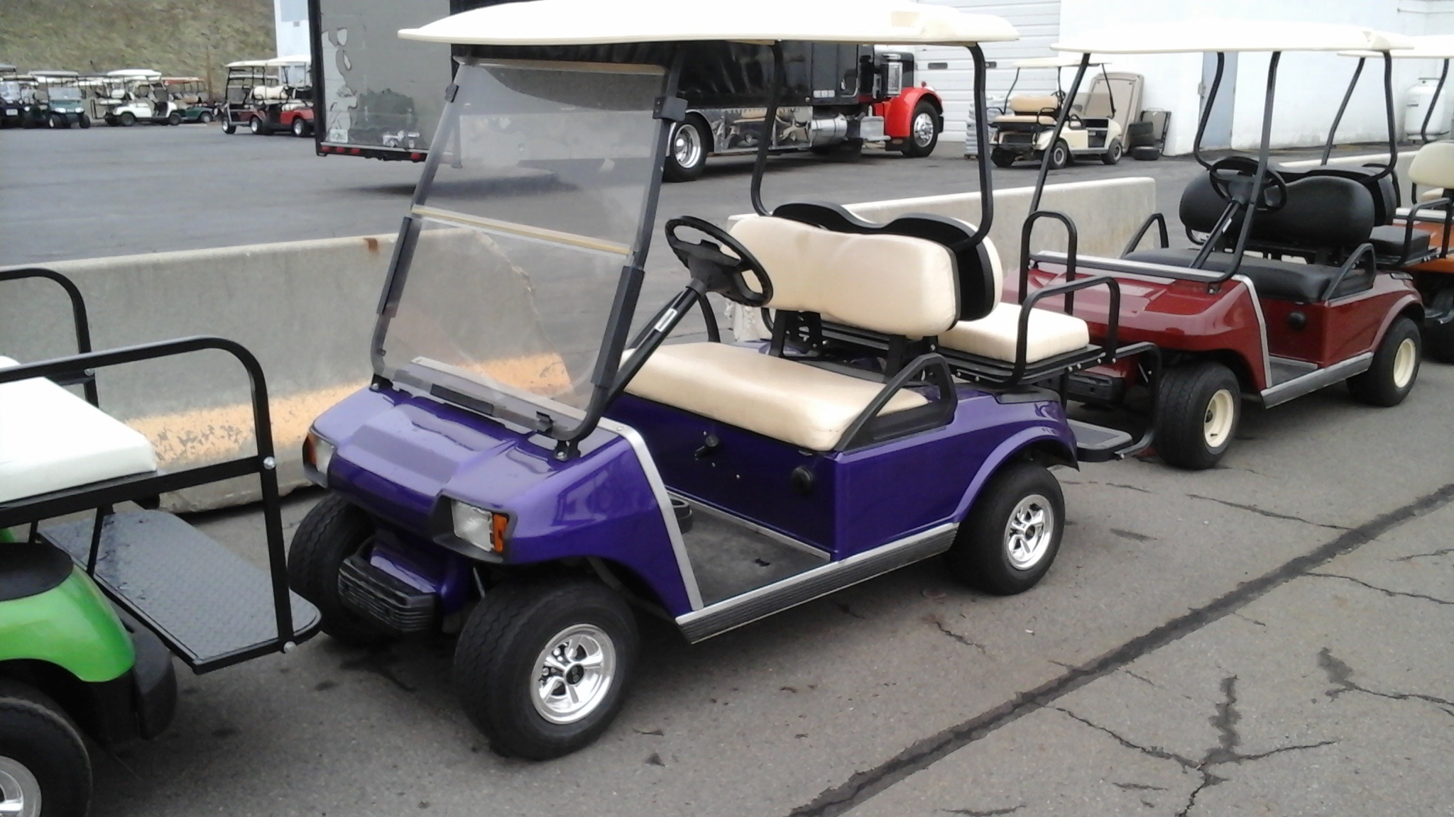 Watch furthermore Western Golf Cart 42 Volt Wiring Diagram additionally Carryall 500 additionally 12884 Pimped Out Golf Carts 21 Pics besides Golf Cart Accessories. on yamaha powered golf carts